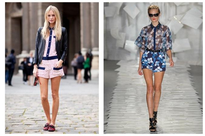 street style paris fashion week (left)