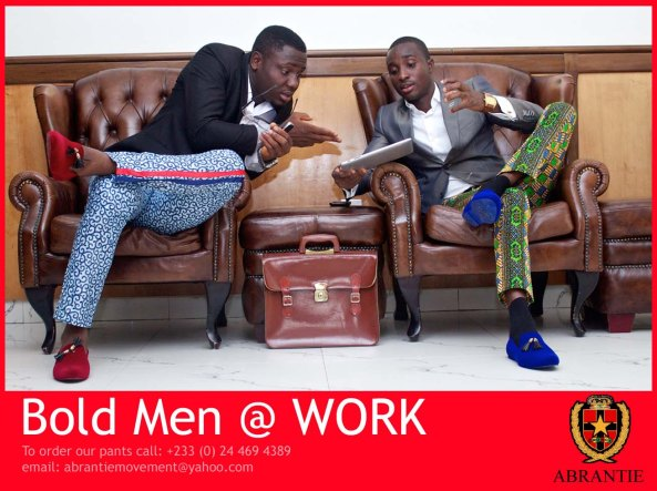BOLD MEN @ work