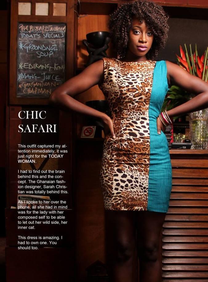 Ghanaian Label Sarah Christian